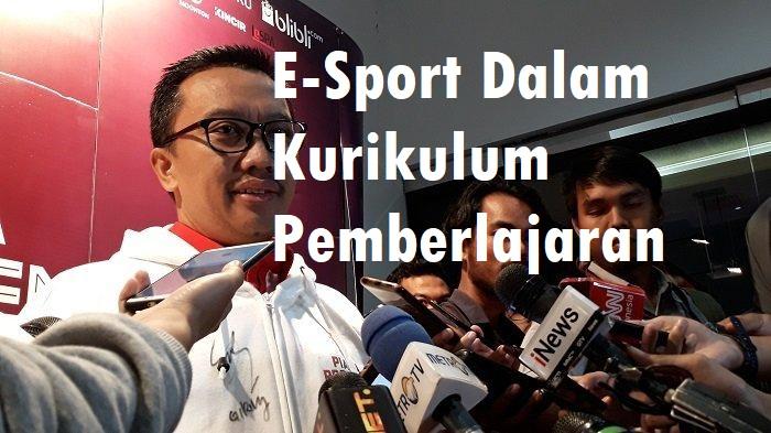 E-Sport Dalam Kurikulum Pemberlajaran